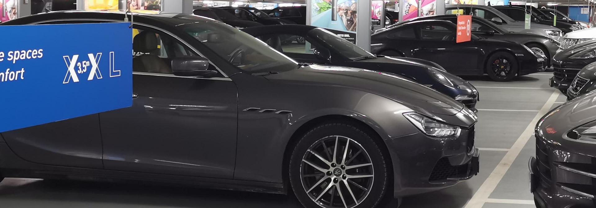 Profitez de nos offres packages XXL au Parking du Mont-Blanc