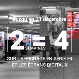Offre de rentrée : doublez votre temps de campagne au Parking du Mont-Blanc