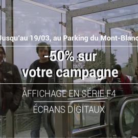 Réouverture des commerces: doublez l'efficacité de votre campagne jusqu'au 19/03
