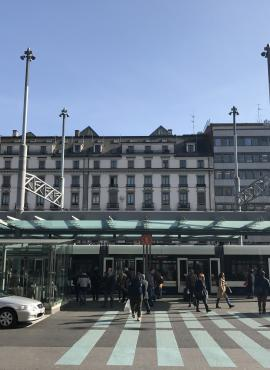 Place Cornavin